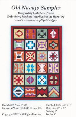 old_navajo_sampler_cover_pattern